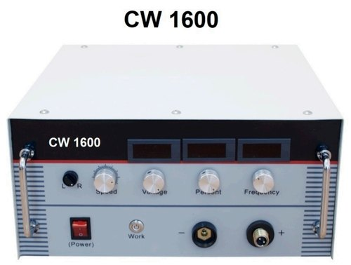 Stainless Steel Cold Welding Machine Cw 1600a For Industrial Automation Grade Manual Rs 250000 Piece Id 22269110855
