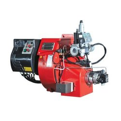 Mild Steel Electric Aluminum Ecoflam Gas Burners, For Commercial