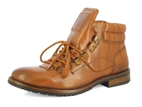 fabfc5777d4 Alberto Torresi Cornat Tan Boot