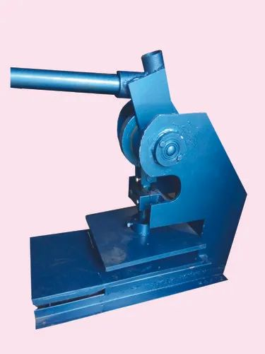 Manual Chappal Making Machine