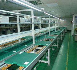 LED TV Assembly Line Conveyors