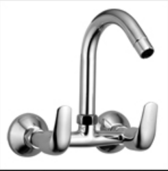 Sink Mixer With Swivel Spout Eco