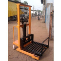 Manual Roller Push Pull Stacker