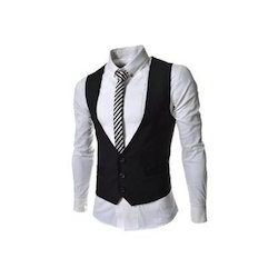 Men Blended Waist Coats