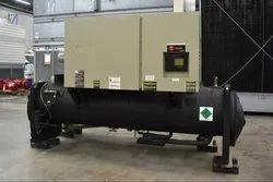 Trane Water Cooled Screw Chiller