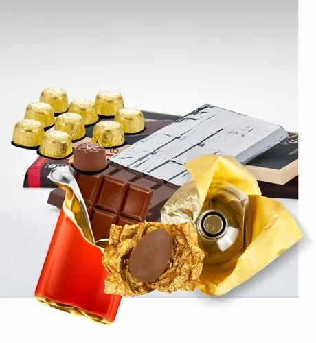 Chocolate Wrapping Foil