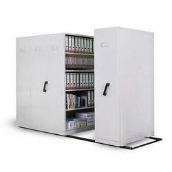Mobile Compactor Shelves