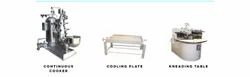 Continuous Cooker, Cooling Plate, Kneading Table