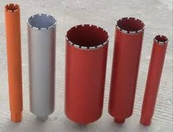 Norton Clipper Diamond Core Drill Bits, Size: 6-45 mm