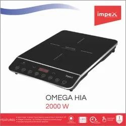Induction Cooktop - Omega H1a (2000 W)