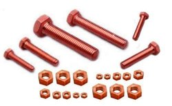 Beryllium Copper Nut Bolts