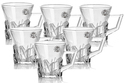 Crystal Glass Mugs