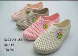 Plastic Clog Slippers For Girls
