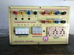 Three Phase Transformer Testing