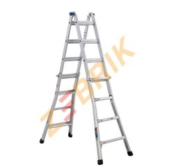 Telescopic Wheeled Ladder
