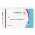 Triolite (tranexamic Acid - 250 Mg Tablets) Skin Lightening Cream With Hydroquinone, Fluocinolone