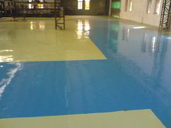 Epoxy Flooring & Epoxy Floor Paint