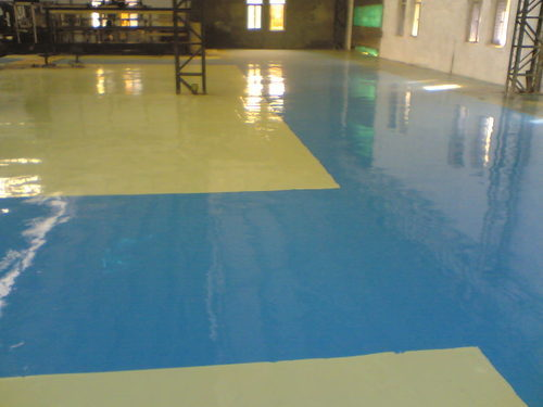 Epoxy Flooring Amp Epoxy Floor Paint At Rs 65 Square Feet