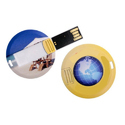 Round Card Shape Pendrive