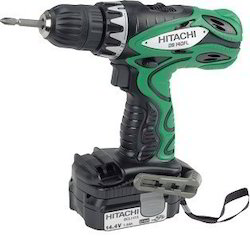Cordless Drill/Driver 14.4V DS14DFL(Li-Ion Battery), Warranty: 6 months