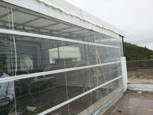 PVC Monsoon Blind