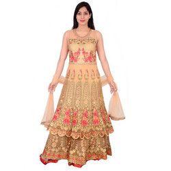 43bb6a9ee14a Ladies Gown Suit - Ladies Designer Gown Suit Manufacturer from Delhi