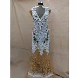 Haute Couture Dress Embroidery Service