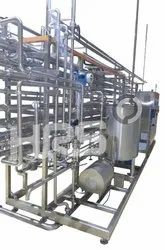 Automatic Juice Pasteurizer, For Industrial, 2000 Lph Up To 40, 000 Lph