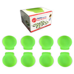 Silicone Green Healux Easy Idli Mould