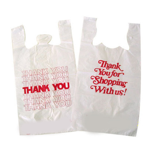 Flexo Printed Plastic Bags