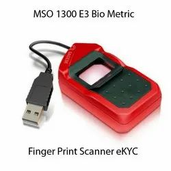 Morpho Mso 1300 E3 Biometric Fingerprint Scanner
