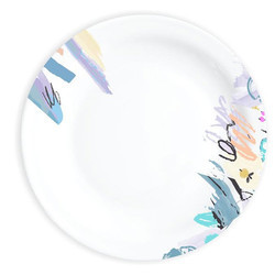 Free Hand D-2076 Melamine Plate
