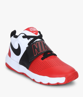 Boys  Team Hustle D 8 Gs Red Basketball Shoes at Rs 4495  piece ... 9dc83cfc342a