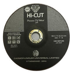 Hi Cut DC Wheel