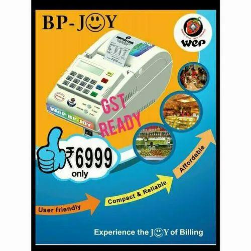 Semi-automatic WEP BP Joy Billing Machine