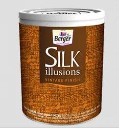 Berger Silk Illusions Vintage Finish Paint