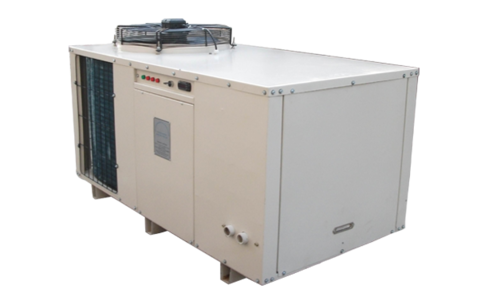 Industrial Water Chillers Hydraulic Oil Chiller Water