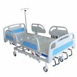 Mild Steel Manual ICU Hospital Bed