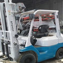 Refurbish Forklift