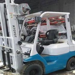 Refurbish Forklift