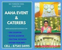 Pondicherry And Villupuram Wedding Decoration Service