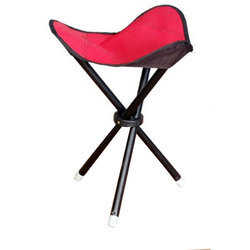 Red Cross Picnic Folding Chair