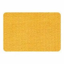 Yellow Corduroy Velvet Fabric