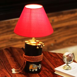 Wooden Lamps In Delhi लकड क ल म प