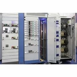 Three Phase Electrical Sub Control Panel for Industrial, IP Rating: IP55