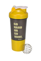 Plastic I Shake Alpha Armour Gym Sipper, 600 Ml
