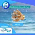 Fountain Cluster Jet Nozzle, Diamond Jet Nozzle - HA-269