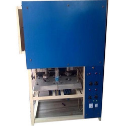 Fully Automatic Dona ,plate and thali Making Machine