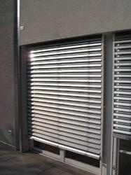 Exterior Window Blind