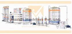 1000 Liter SS RO Plant